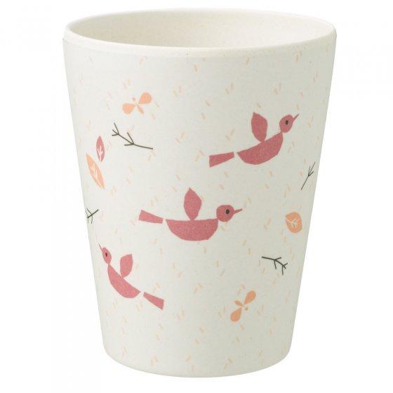 Fresk Birds Bamboo Cup
