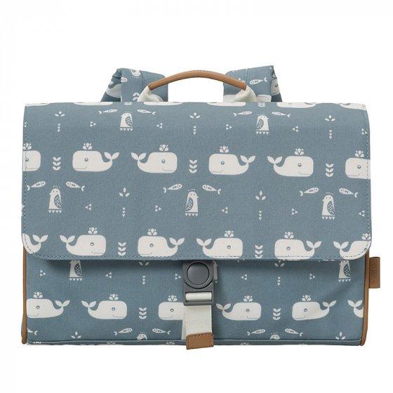 Fresk Blue Whale School Bag