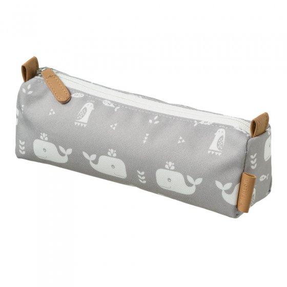Fresk Grey Whale Pencil Case