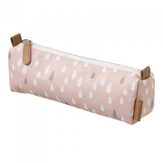 Fresk Pink Drops Pencil Case
