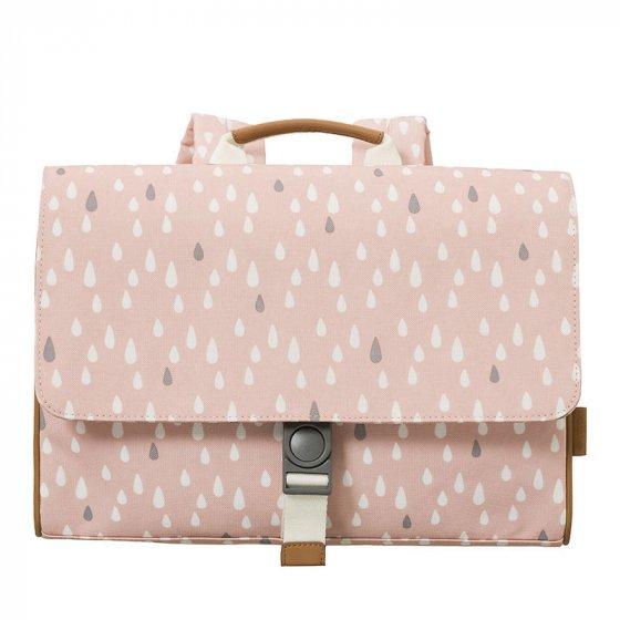 Fresk Pink Drops School Bag