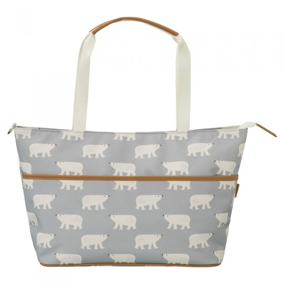 Fresk Polar Bear Nappy Bag
