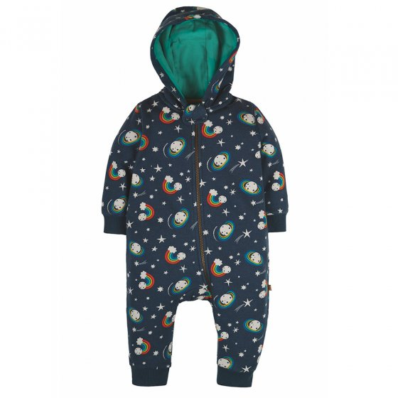 Frugi Look at the Stars Snuggle Suit