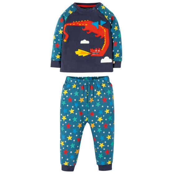 Frugi Dragon Ace Pyjamas