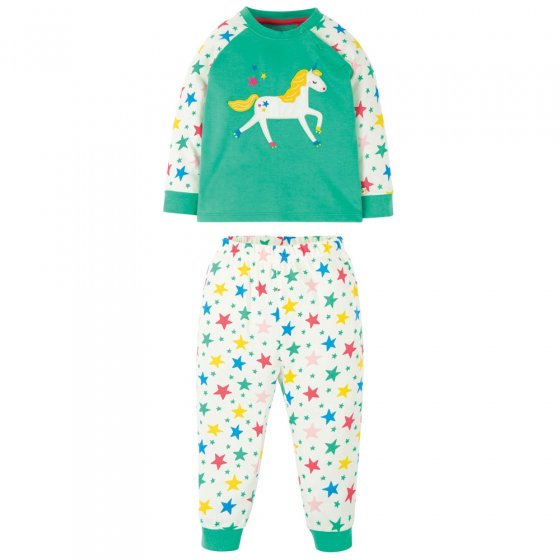 Frugi Unicorn Ace Pyjamas