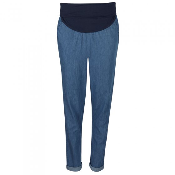 Frugi Adult Chambray Cara Maternity Trousers