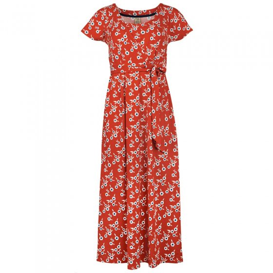 Frugi Adult Marsh Marigold Cecilia Dress