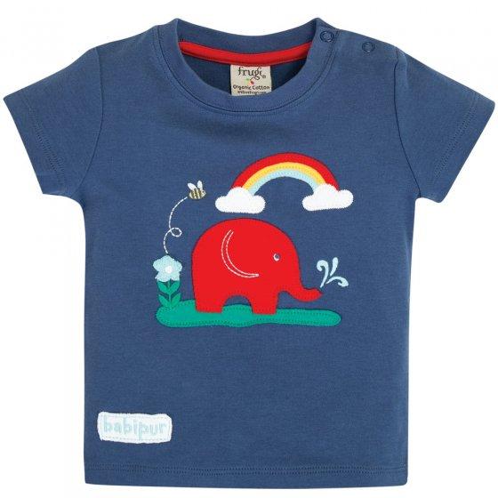 Frugi Babipurian T-Shirt