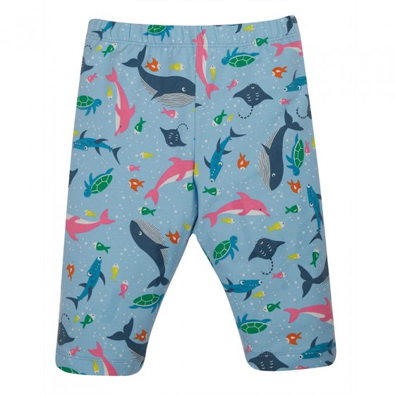 Frugi Bengal Bay Laurie shorts on a white background