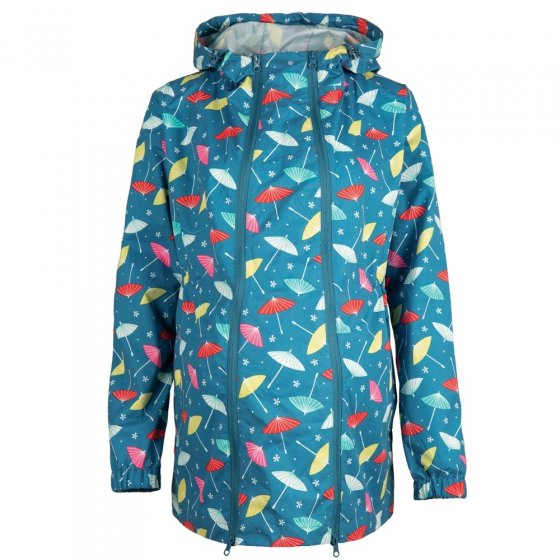 Frugi Bloom Parasols April Showers Rain Mac