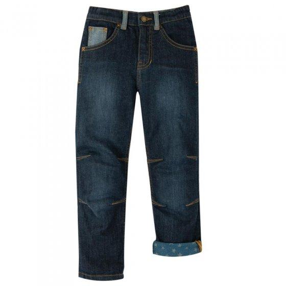 Frugi Dark Wash Jimmy Jeans
