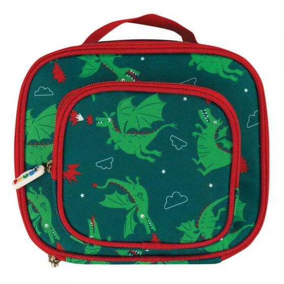 Frugi Dragons Pack A Snack Lunch Bag