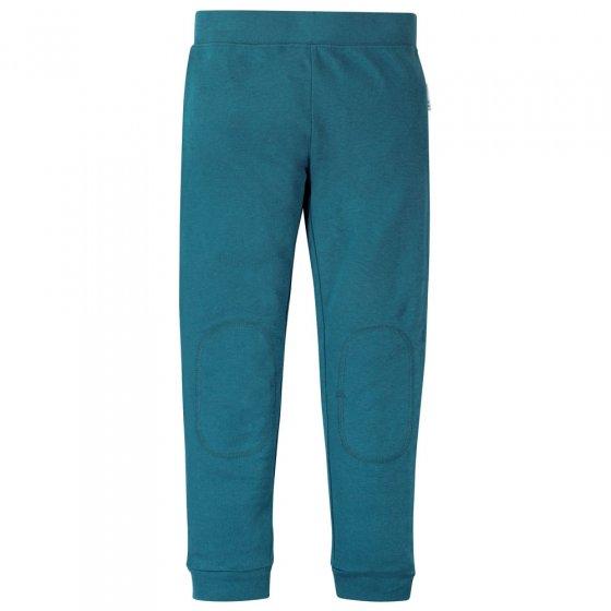 Frugi Blue Favourite Cuffed Leggings