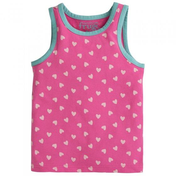 Frugi Flaming Hearts Voyager Vest