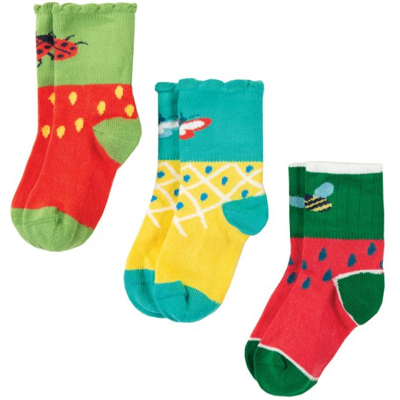 Frugi Fruit Little Tooty Socks