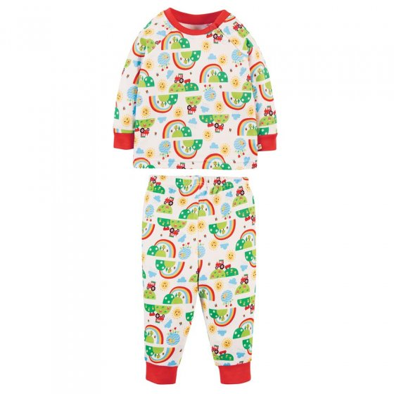 Frugi Happy Days Polperro Pyjamas