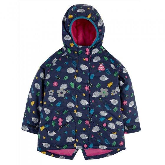 Frugi Hedgehogs Explorer Waterproof Coat