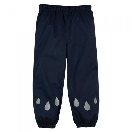 Frugi Indigo Rain Or Shine Trousers