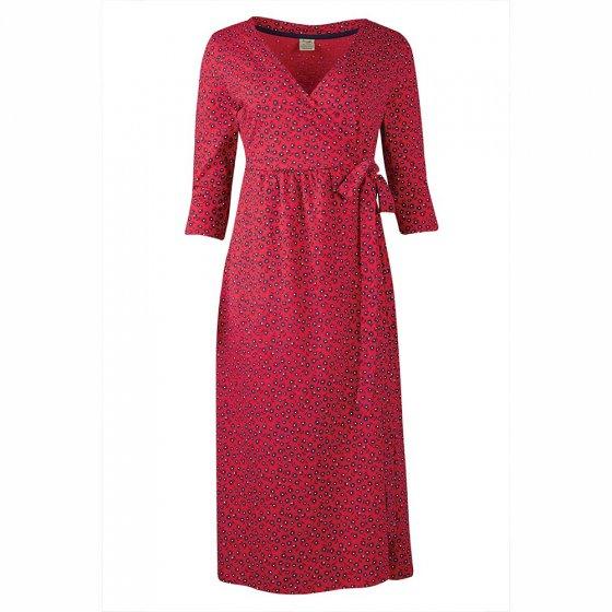 Frugi Adult Scandi Daisy Jolie Maternity Wrap Dress