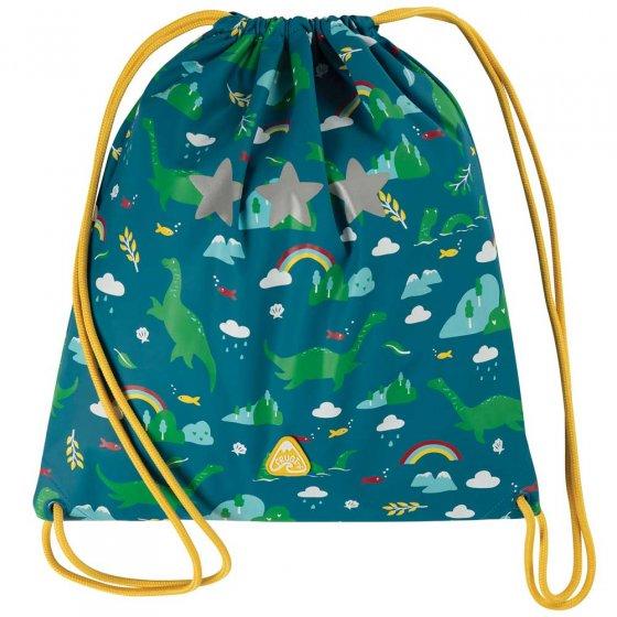 Frugi Loch Blue Nessie Good To Go Bag