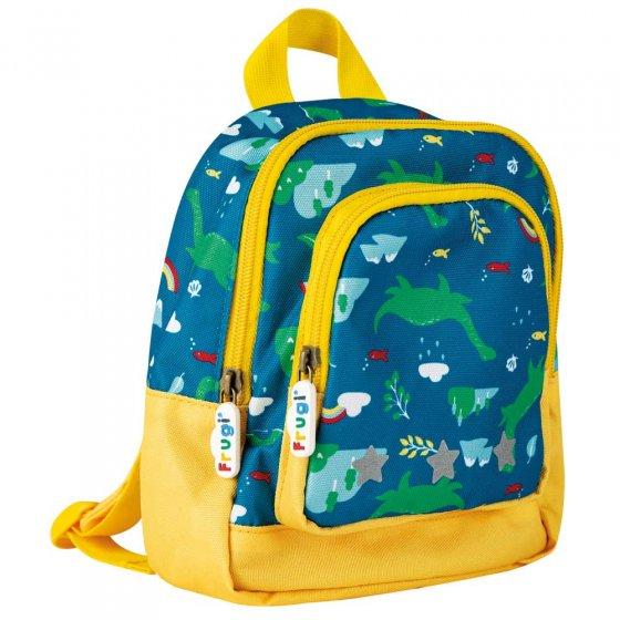 Frugi Loch Blue Nessie Little Adventurers Backpack