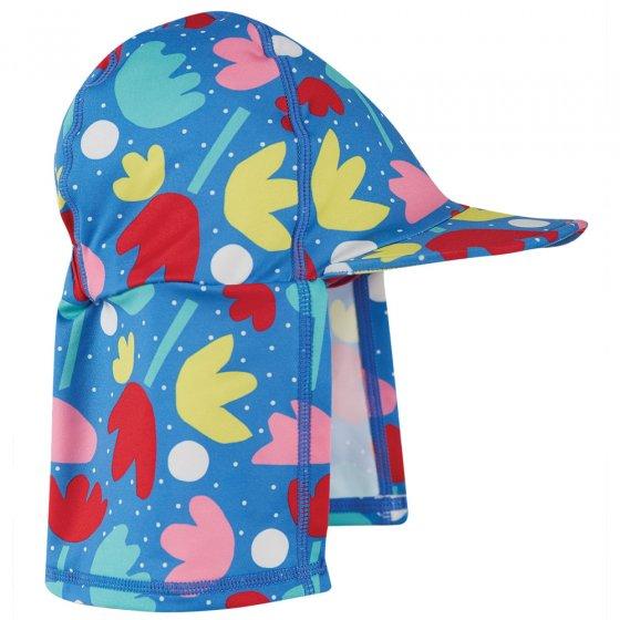 Frugi Lotus Bloom Little Swim Legionnaires Hat
