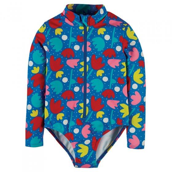 Frugi Lotus Bloom Runa Swimsuit