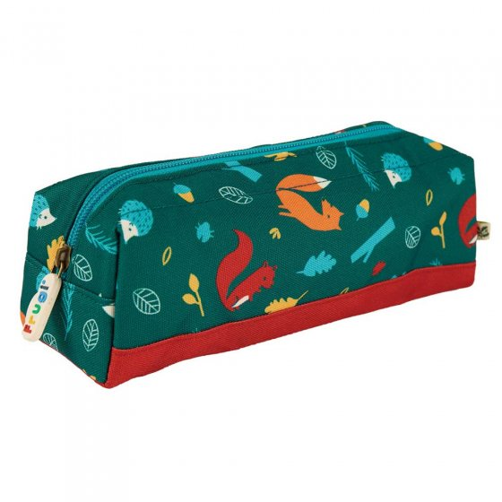 Frugi National Trust Pine Wood Craft Pencil Case