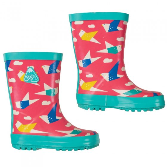 Frugi Origami Flight Puddle Buster Wellies