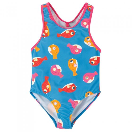 Frugi Puffer Fish Sally Swimsuit