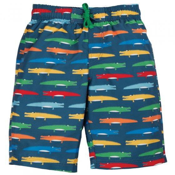 Frugi Rainbow Crocs Board Shorts
