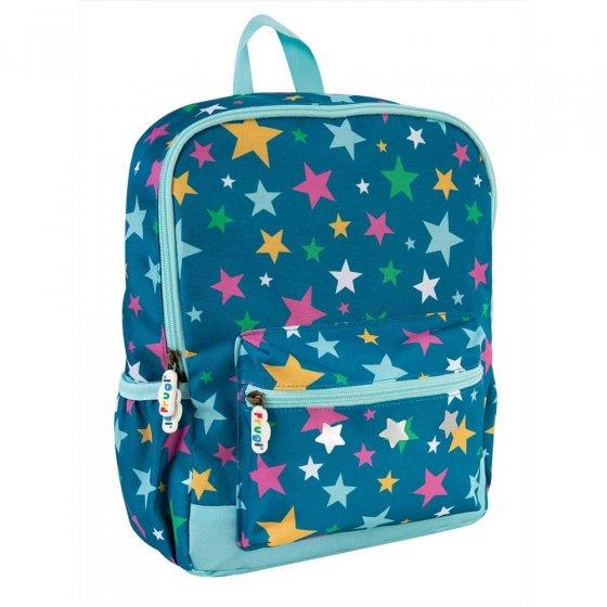 Frugi Rainbow Stars Adventurers Backpack