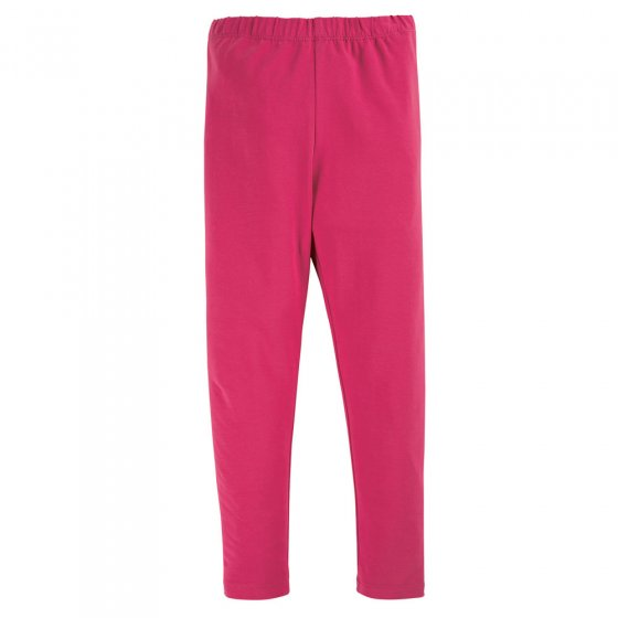 Frugi Rich Pink Libby Leggings