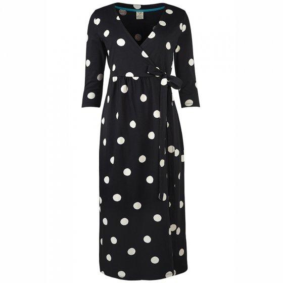 Frugi Adult Polkadot Rico Maternity & Nursing Dress