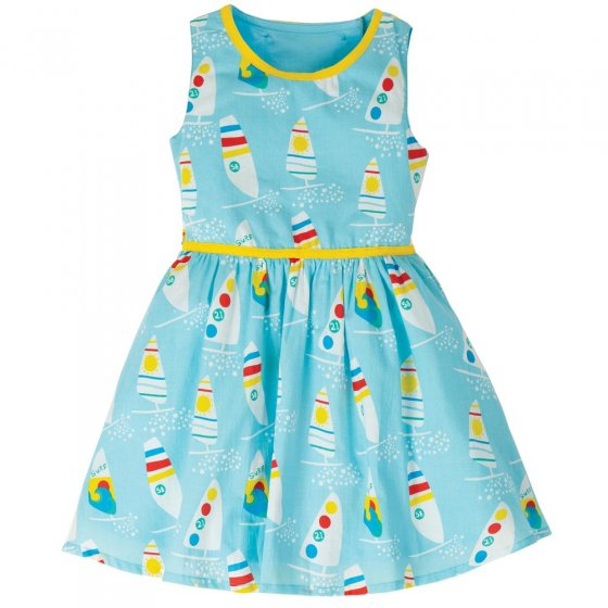 Frugi Ride The Wave Immy Woven Dress