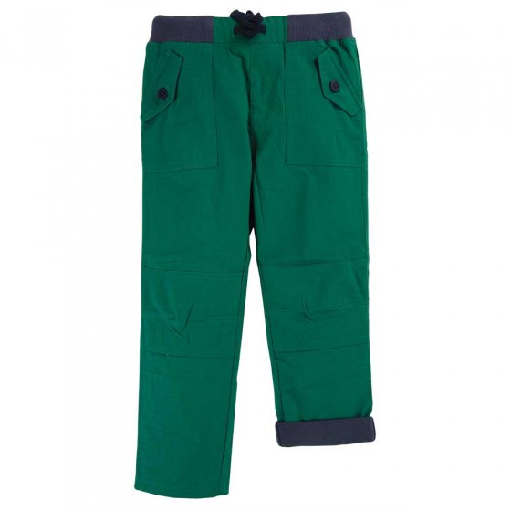 Frugi Scots Pine Ripstop Trousers