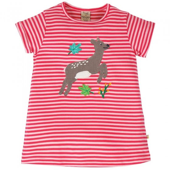 Frugi Deer Sophie Applique Top