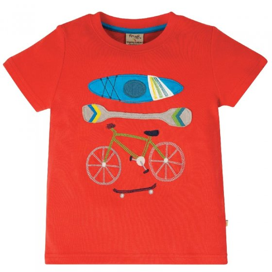 Frugi Sports Carsen T-Shirt