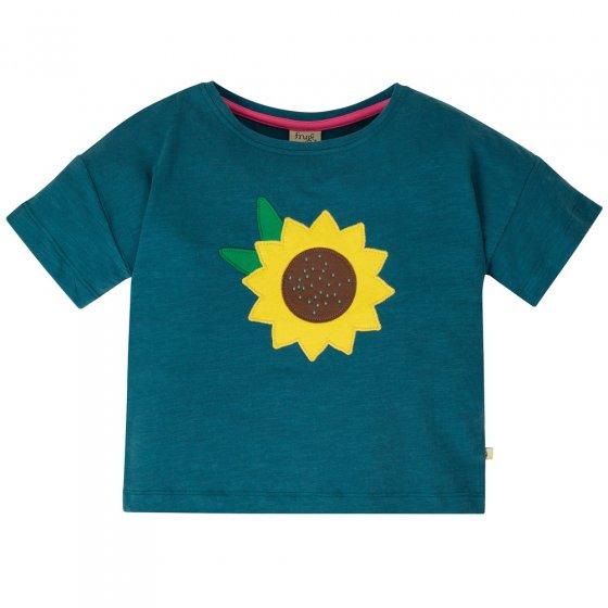 Frugi Sunflower Myla T-Shirt