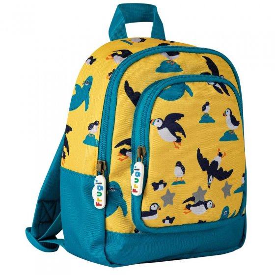 Frugi Sunflower Puffling Away Little Adventurers Backpack