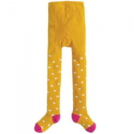 Frugi Polka Dot Tara Tights
