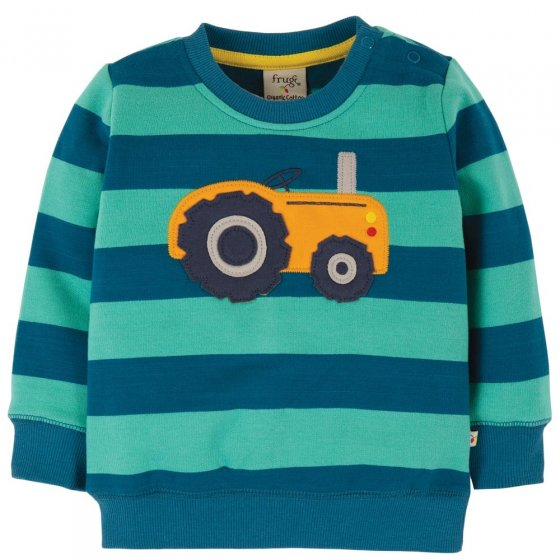 Frugi Tractor Jump About Jumper