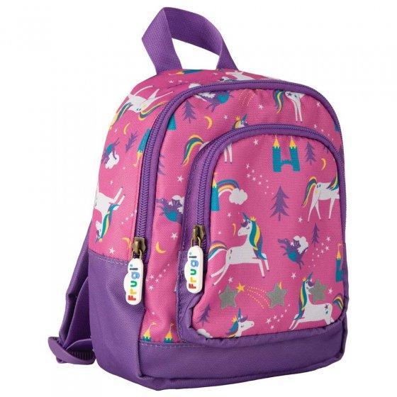 Frugi Unicorn Puddles Little Adventurers Backpack
