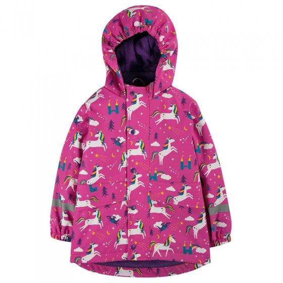 Frugi Unicorn Puddles Puddle Buster Coat