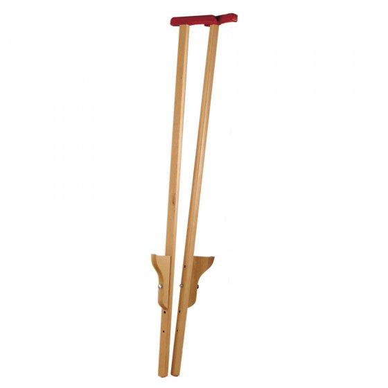 Glückskäfer Stilts With Handles - 120cm