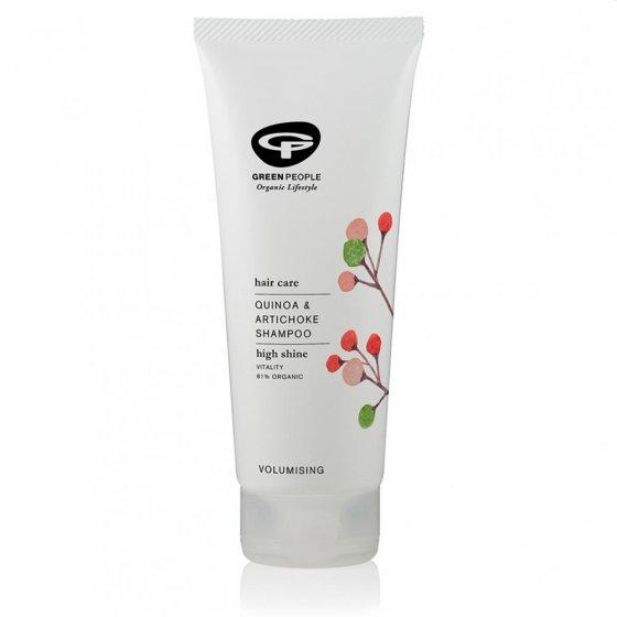 Green People Shampoo 200ml - Quinoa & Artichoke