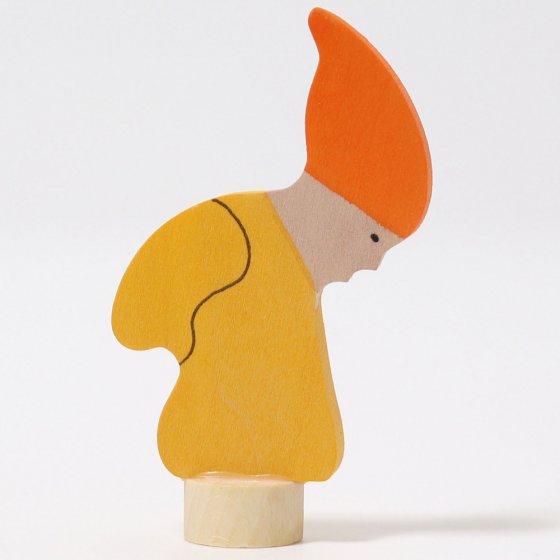 Grimm's Autumn Dwarf Decorative Figure