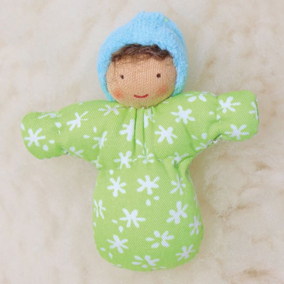 Grimm's Baby Leo Doll
