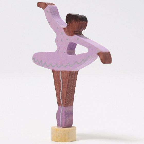 Grimm's Lilac Scent Ballerina Decorative Figure
