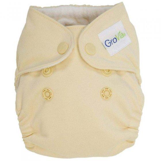 GroVia Newborn AIO Vanilla